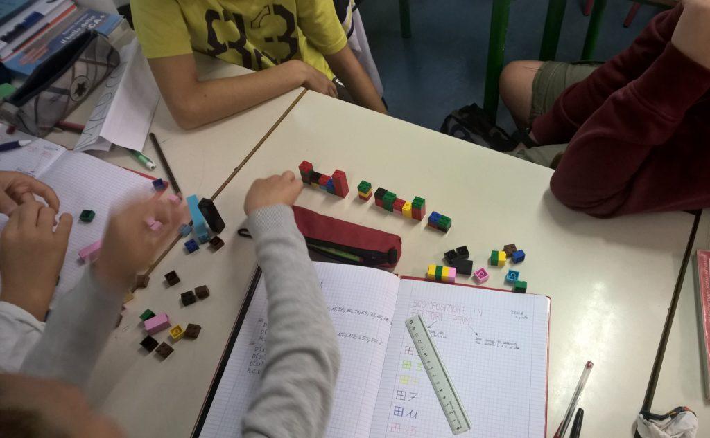Lavorando insieme i ragazzi coltivano le proprie competenze sociali