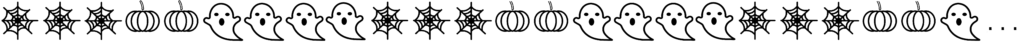 Fregio formato da un modulo di 9 figure che si ripetono con regolarità