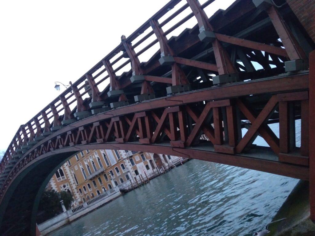 Venezia, ponte dell'Accademia