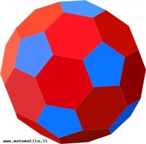 Un poliedro uniforme (5,6,6)