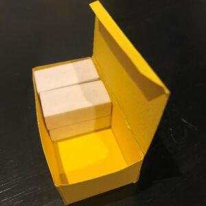 Un problema geometrico di impacchettamento: quante gomme ci stanno nella scatola?